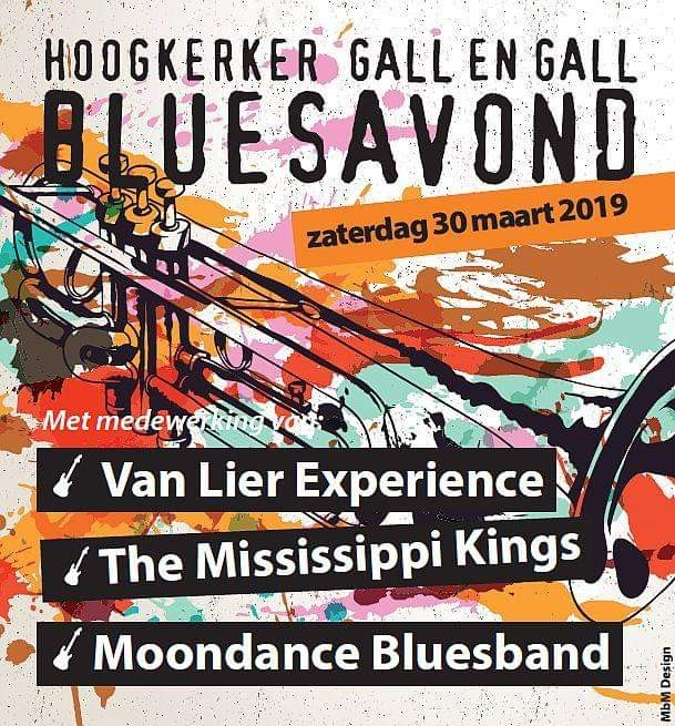 Hoogkerker Gall & Gall Bluesavond 2019